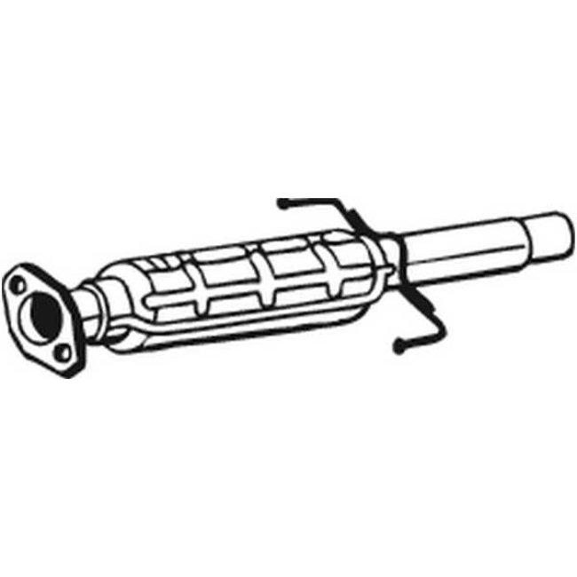 Filtre À Particules Bosal 097-212