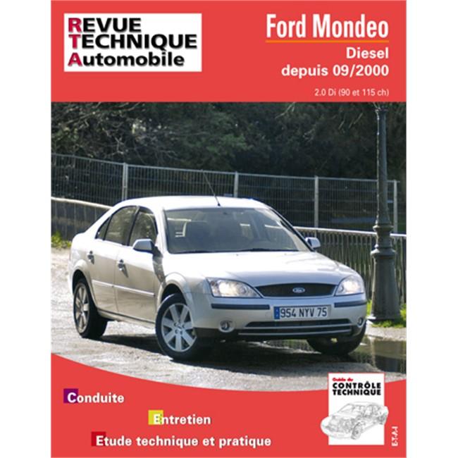 revue technique etai pour ford mondeo diesel partir de 2000. Black Bedroom Furniture Sets. Home Design Ideas