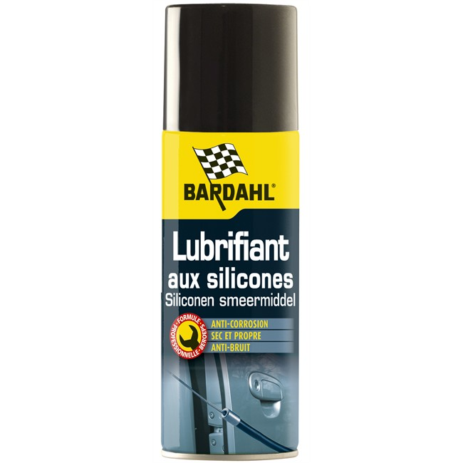 bombe silicone pour joint voiture lubrifiant au silicone bardahl 200 ml silicone adhesive glue. Black Bedroom Furniture Sets. Home Design Ideas