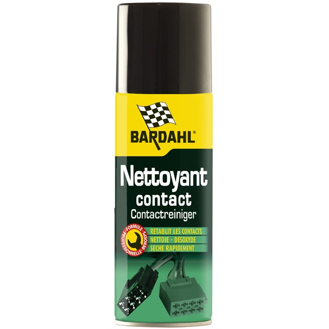 nettoyant contacts bardahl 200 ml. Black Bedroom Furniture Sets. Home Design Ideas