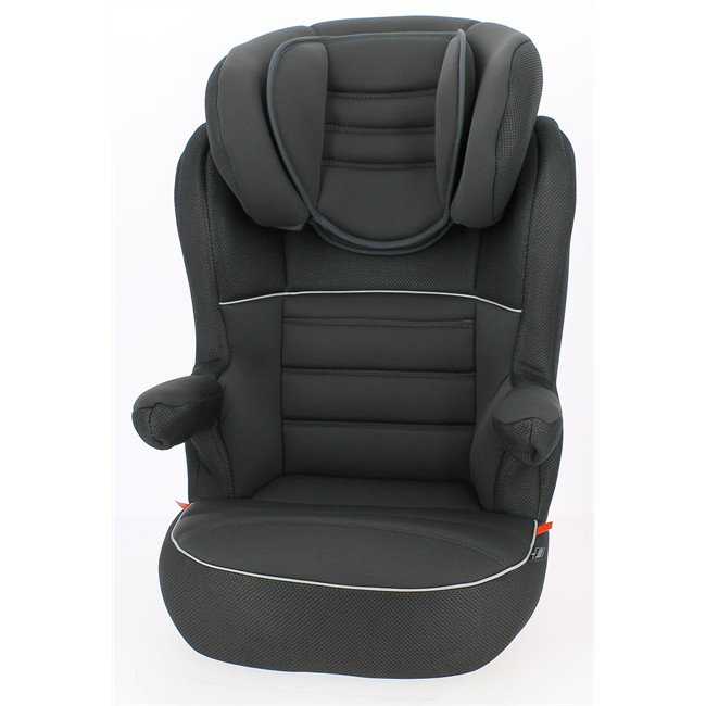 si ge auto noir avec syst me isofix norauto rway groupe 2. Black Bedroom Furniture Sets. Home Design Ideas