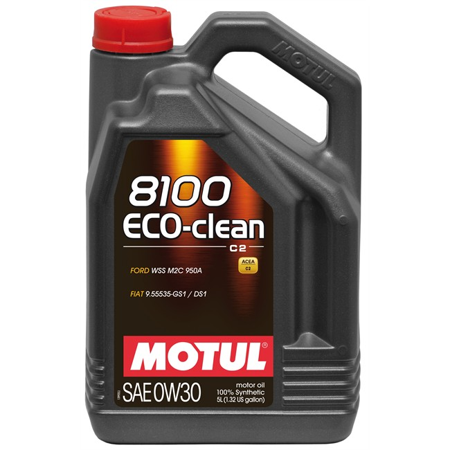 MOTUL 8100 Eco-clean 5w-30 5 л