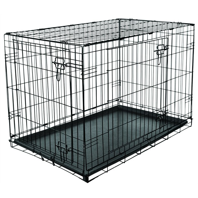 cage de transport pour chien taille m auto pratic. Black Bedroom Furniture Sets. Home Design Ideas