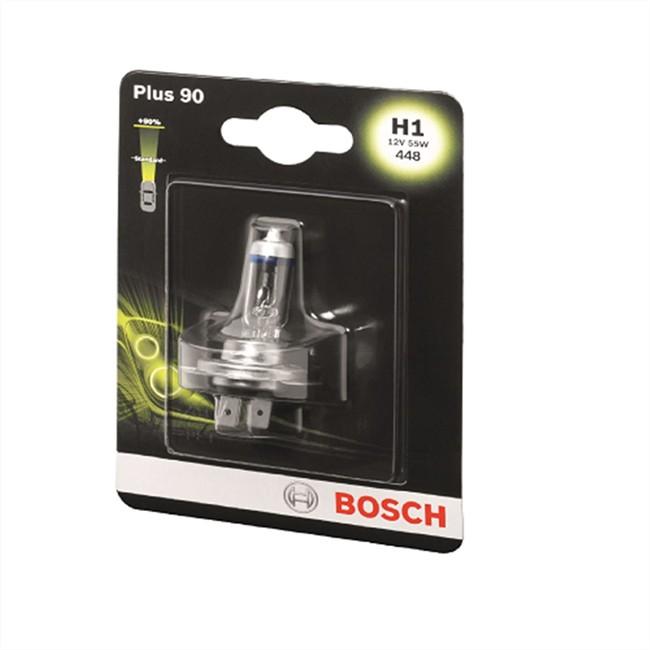 1 ampoule bosch h7 plus 90 12 v. Black Bedroom Furniture Sets. Home Design Ideas