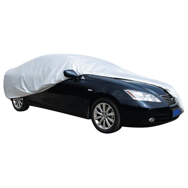 housse couvre voiture 1er prix taille s. Black Bedroom Furniture Sets. Home Design Ideas