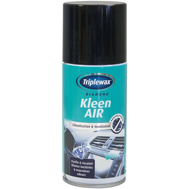 nettoyant clim kleen air triplewax 150 ml. Black Bedroom Furniture Sets. Home Design Ideas