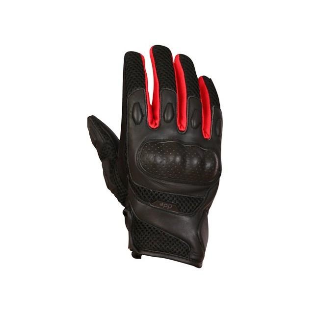 paire de gants en cuir pour moto ride scheme taille l. Black Bedroom Furniture Sets. Home Design Ideas