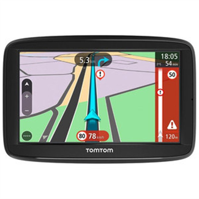 gps tomtom via 52 europe 48 pays. Black Bedroom Furniture Sets. Home Design Ideas
