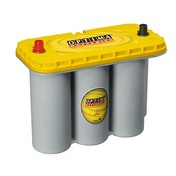 Batterie OPTIMA 75Ah-975A Yellowtop SPIRALCELL réf. YT S-5.5