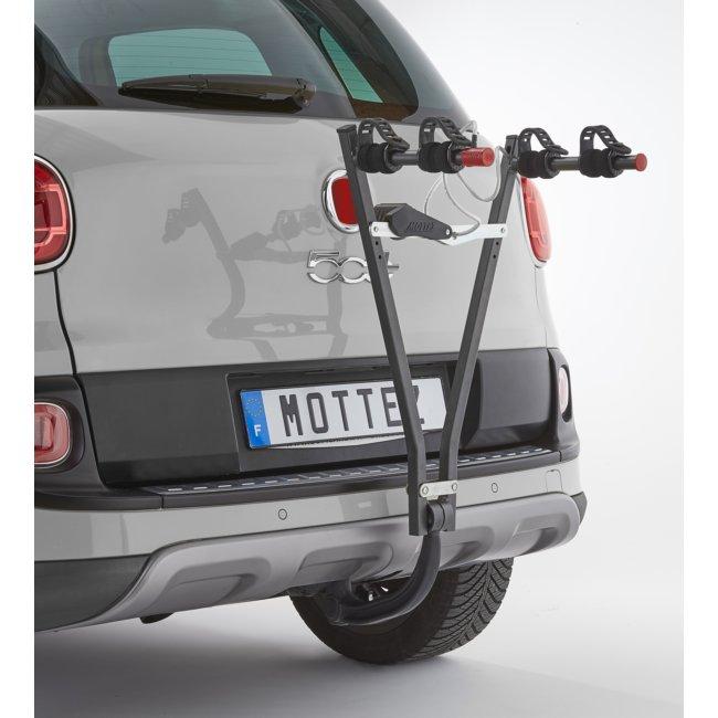 Porte v los d 39 attelage suspendu mottez a009p2anti pour 2 - Porte velo norauto ...
