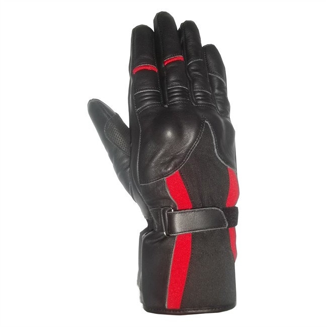 paire de gants en cuir pour moto ride indiana pour femme taille l. Black Bedroom Furniture Sets. Home Design Ideas