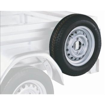 support roue de secours dbd pour remorques norauto nor 1500 2000 et 2300. Black Bedroom Furniture Sets. Home Design Ideas