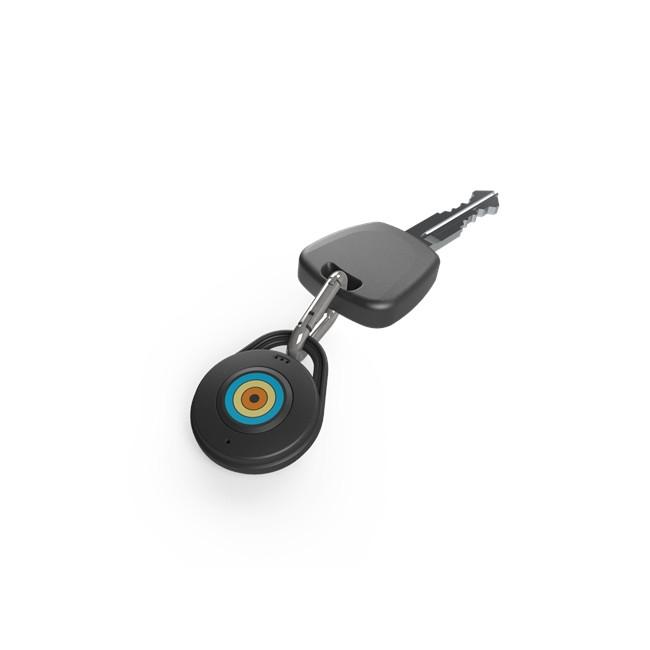 Porte-clés Connecté Tibe Connect Noir