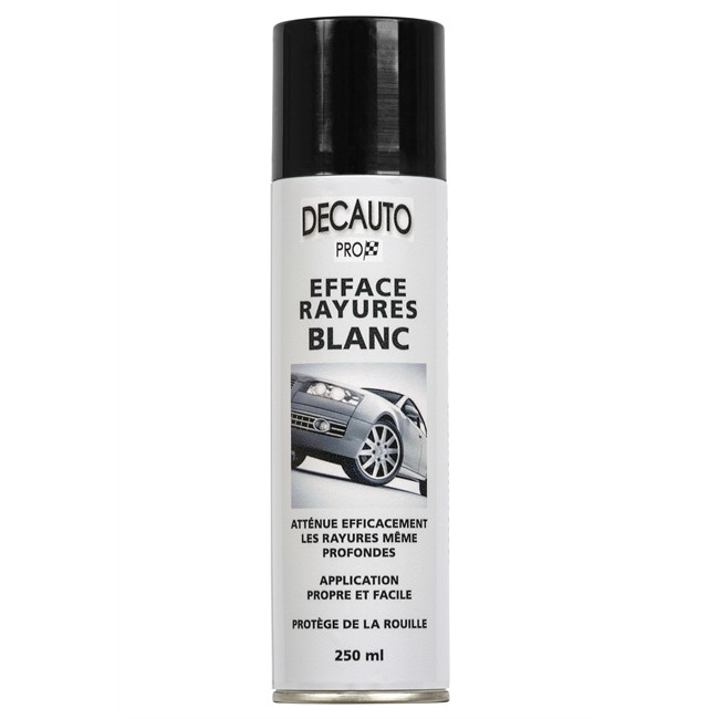 efface rayures blanc decauto 250 ml. Black Bedroom Furniture Sets. Home Design Ideas