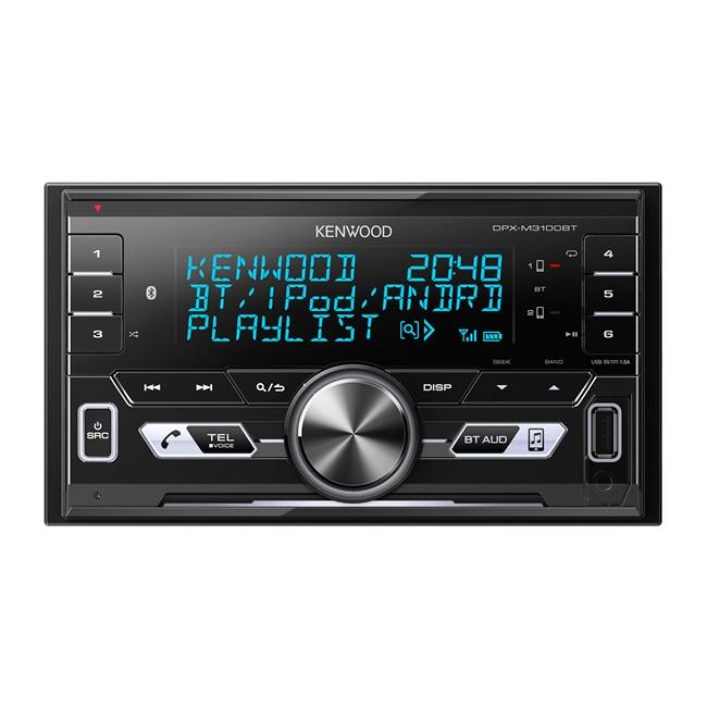 Autoradio Kenwood Dpx-m3100bt