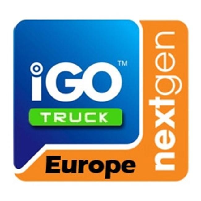 Carte De Navigation Pour Camion Igo Nextgen Phonocar Europe