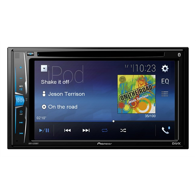 autoradio pioneer avh a200bt. Black Bedroom Furniture Sets. Home Design Ideas