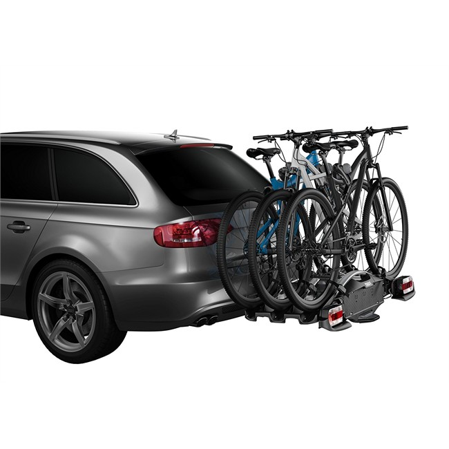 Porte Velos D Attelage Plate Forme Thule Velocompact 927 Pour 3 Velos Norauto Fr