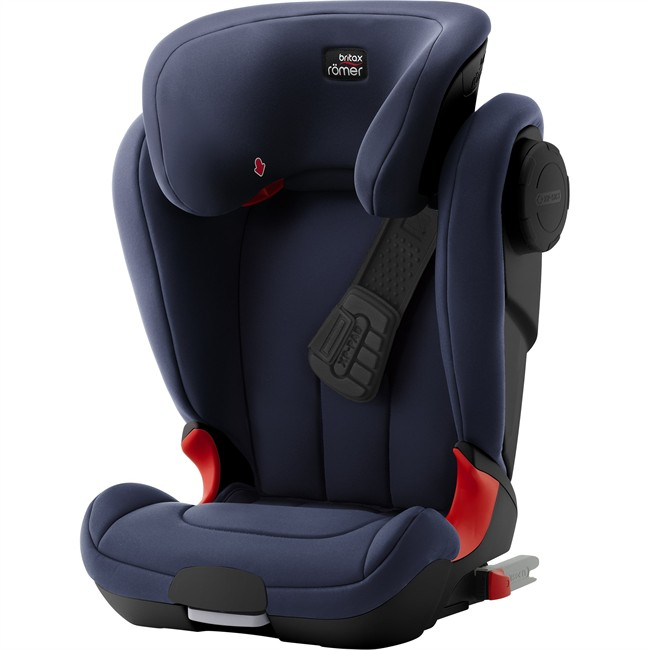 si ge auto isofit britax romer kidfix ii xp sict groupe 2 3 bleu nuit. Black Bedroom Furniture Sets. Home Design Ideas