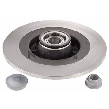 1 disque de frein avec roulement snr kf155 132u. Black Bedroom Furniture Sets. Home Design Ideas