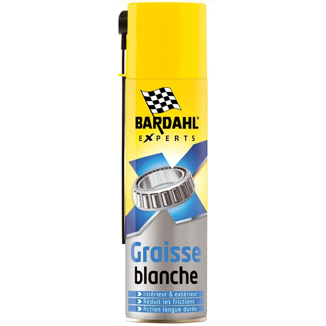 Graisse Blanche Bardahl 250 Ml