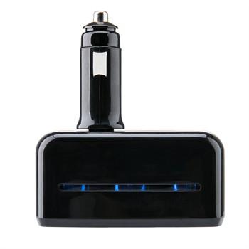 triple prise allume cigare norauto 12v 24v 5 a. Black Bedroom Furniture Sets. Home Design Ideas