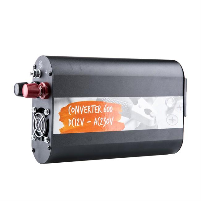 Convertisseur Avec Port Usb 12v/230v 600 W 56 A