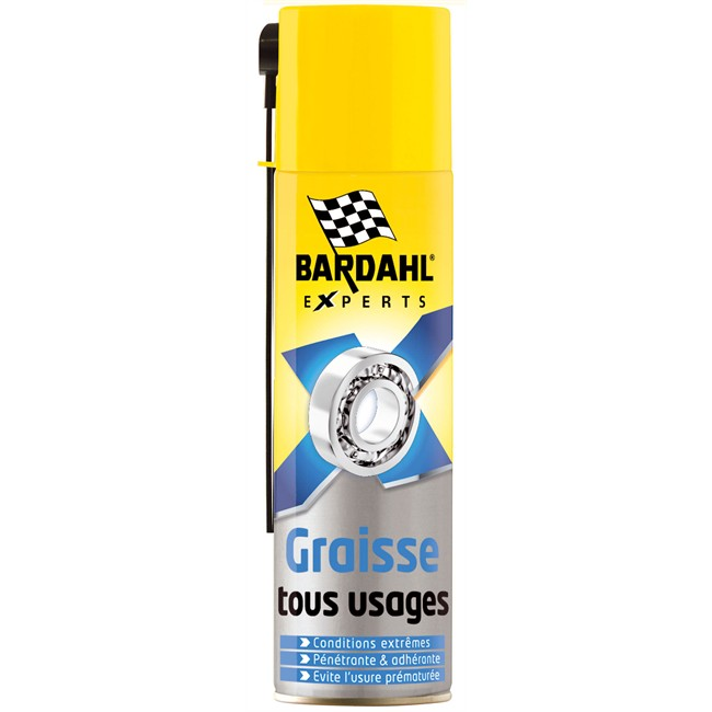 Graisse Tous Usages Bardhal 250 Ml