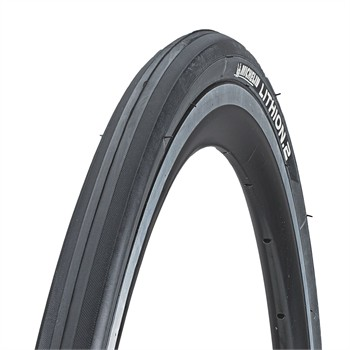 Pneu vélo 700x23C Lithion 2 gris MICHELIN