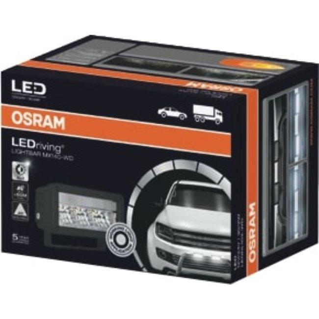 Barre D'éclairage Osram Ledriving Lightbar Mx140-wd