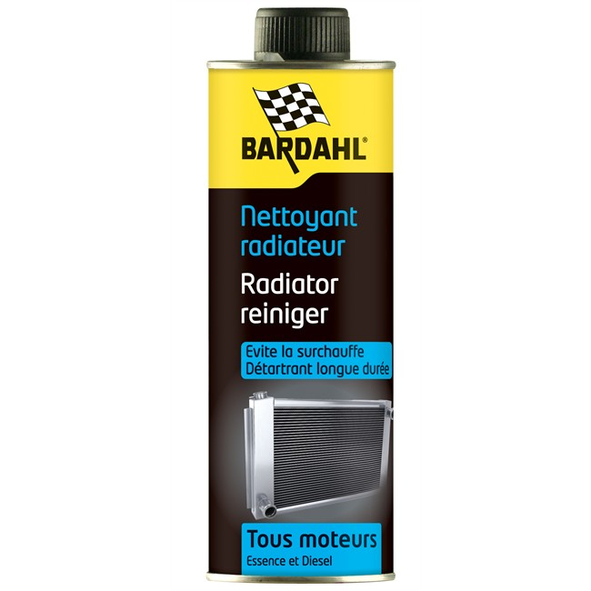 nettoyant radiateur bardahl 500 ml. Black Bedroom Furniture Sets. Home Design Ideas