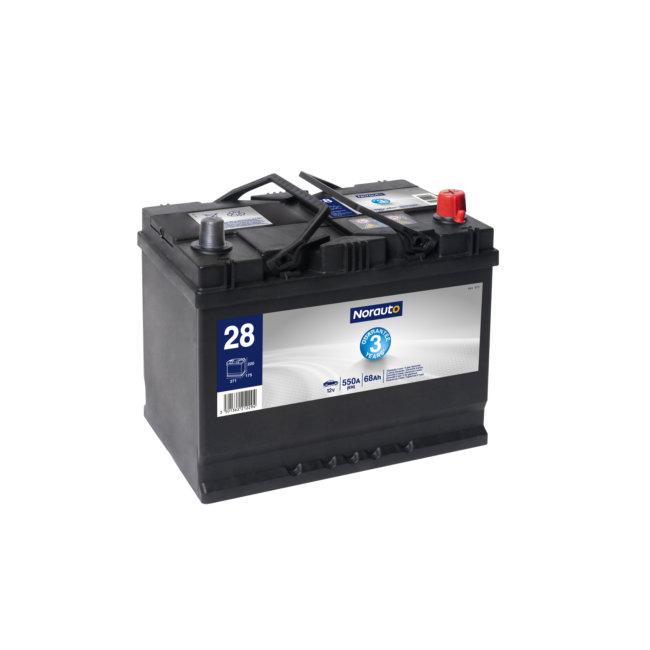 Remplacement batterie à domicile (Déplacement inclus