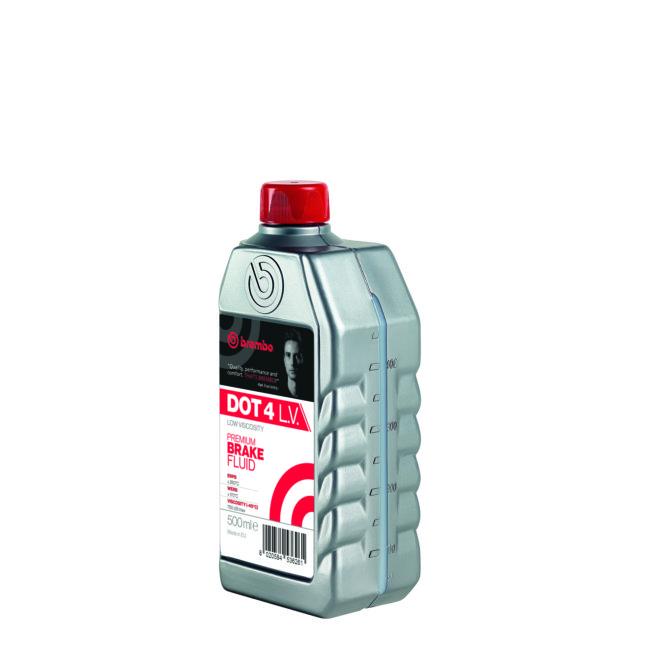 Liquide De Frein Dot 4 Brembo 1 L