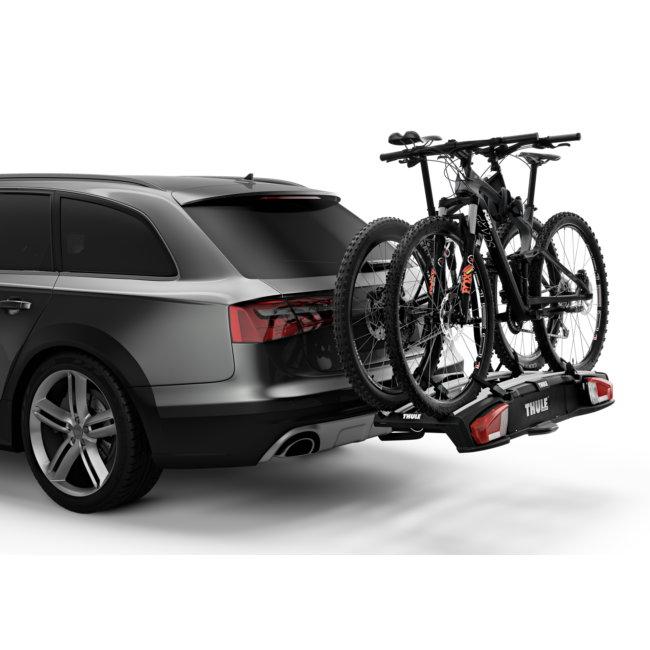Porte-vélos D'attelage Plate-forme Thule E-bike Xl Pour 2 Vélos Compatible Vélos Électriques