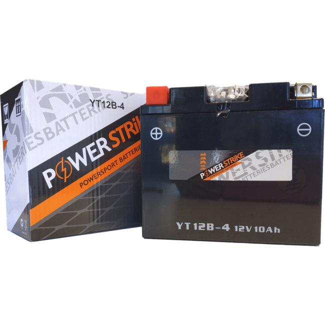 Batterie Moto Power Strike Yt12b-4