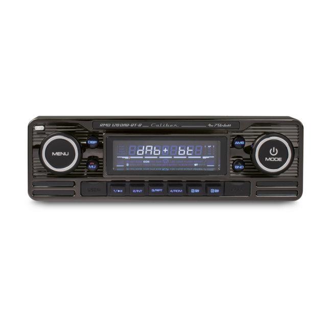 Autoradio Caliber Rmd120dab-bt/b