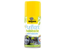 Désinfectant habitacle BARDAHL 125 ml