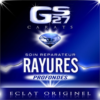 soin r parateur rayures profondes gs27 carats 100 ml. Black Bedroom Furniture Sets. Home Design Ideas
