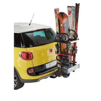 porte skis sur attelage mottez a022p. Black Bedroom Furniture Sets. Home Design Ideas