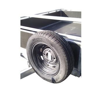 support roue de secours pour remorque bois dbd. Black Bedroom Furniture Sets. Home Design Ideas