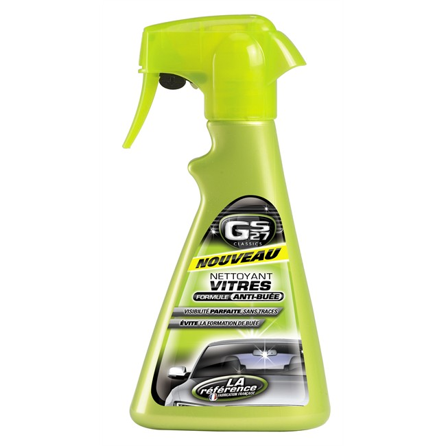 Anti bu e gs27 classics 250 ml for Produit entretien interieur voiture