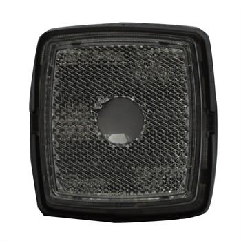 1 feu avant blanc pour remorque norauto. Black Bedroom Furniture Sets. Home Design Ideas