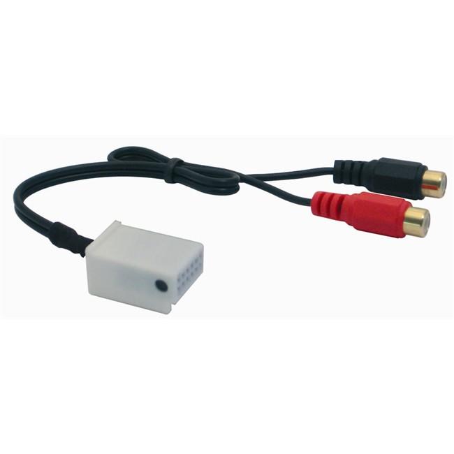 Interface Audio Rca Phonocar 4017