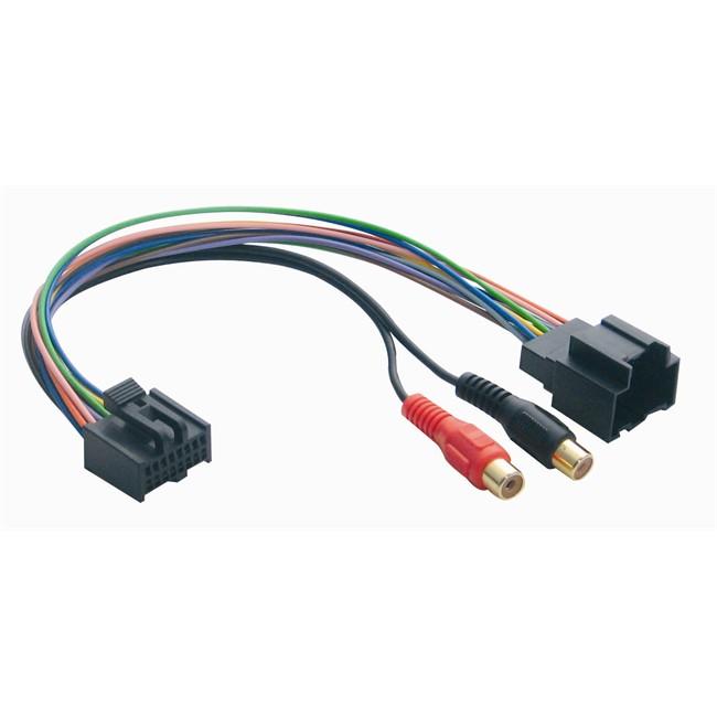 Interface Audio Rca Phonocar 4101