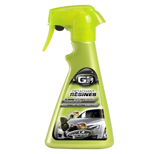 détachant résine gs27 250 ml : norauto.fr