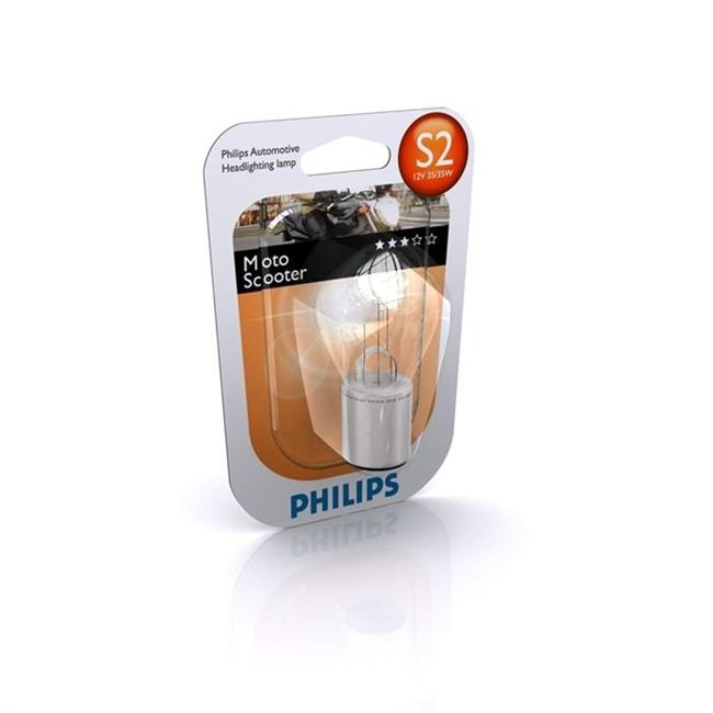 1 Ampoule 2 Roues Philips S2 12v Premium