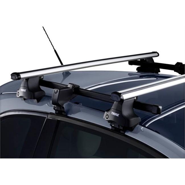 2 adaptateurs pour toit court thule 774. Black Bedroom Furniture Sets. Home Design Ideas