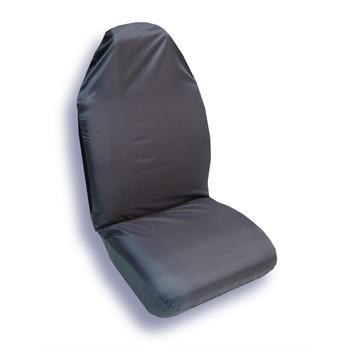 1 housse universelle si ge avant voiture express waterproof grise. Black Bedroom Furniture Sets. Home Design Ideas