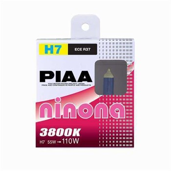 2 ampoules piaa h7 ninona blanche. Black Bedroom Furniture Sets. Home Design Ideas
