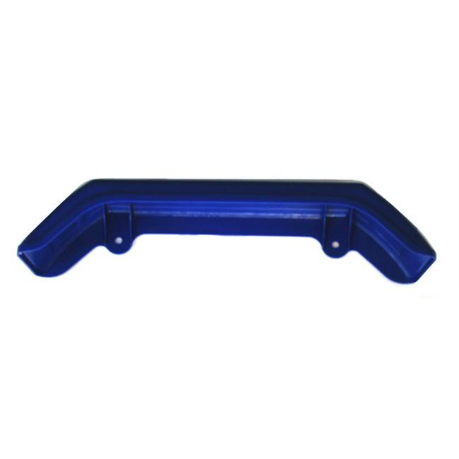 garde boue en plastique bleu plat pour roue 8 pouces dbd. Black Bedroom Furniture Sets. Home Design Ideas